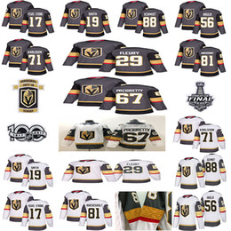 Marc brown online shopping - 2018 Vegas Golden Knights Jersey Marc Andre Fleury Max Pacioretty Erik Haula Nate Schmidt Hockey Men Stanley Cup Finals