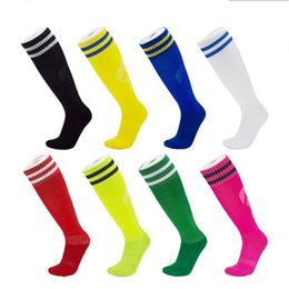 Chinese  Adults  children Striped football socks men sports socks knee-high socks three bar stockings for men and women,manufacturers direct sale manufacturers