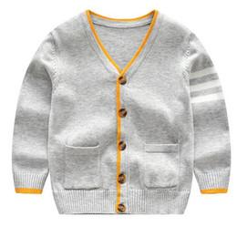 2f9d904677ecf 8 Fotos Compra Online Diseñar suéteres bebé-Suéter para niños Cárdigan Baby  Boy Mano izquierda con cuello