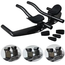 $enCountryForm.capitalKeyWord NZ - LONGANDTT handlebar bike parts bicycle Cycling bicycle accessories new full carbon road handlebar rest bar bar ends 31.8mm