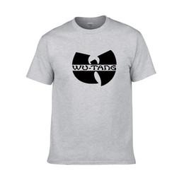 c2fe678f205f3 2018 Hot Men Summer Fashion New Wu Tang Clan T-shirts Music Hip Hop Hiphop  Tshirts European big Size Cotton T Shirts XS-XXL