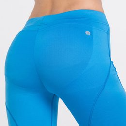tight sexy yoga pants 2018 - Women's Sexy Hips Push Up Leggings Tights Fitness Yoga Pants Quick Dry Elastic Trousers cheap tight sexy yoga pants