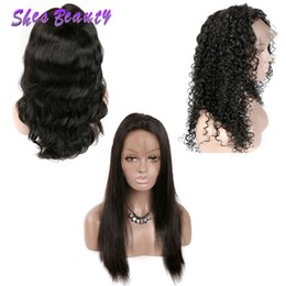 Chinese  Human Hair Lace Front Wigs Straight Body Wave Curly Lace Front Hair Wigs 100% Peruvian Virgin Hair Good Quality Wigs For Black Women manufacturers