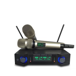 $enCountryForm.capitalKeyWord NZ - ATD XJ80 New 2x100 Channel VHF Wireless Handheld Head mic Microphone System mic