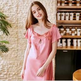 Sexy New Vintage Female Kimono Robe Long Print Nightgown Novelty Print  Sleepwear V-Neck Mujer Pajamas Dressing Gown One Size 3364b3187