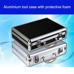 tool box aluminium tool case 317*227*80MM magic props file storage Hard carry box Hand Gun Locking Pistol free shipping & Shop File Storage Boxes UK | File Storage Boxes free delivery to UK ...