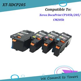 m cartridge UK - Xerox CP205 , Compatible Toner Cartridge for Xerox DocuPrint CP105b 105 205 CM205b , CT201591 - CT201594 , BK - 2,000 C M Y - 1,400 pages