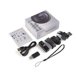 Md81s Camera Australia - MD81S WiFi Mini Camera Mini DV Wireless Network Camera Portable Security Survellance Camcorder Video Recorder Mini Pocket DVs DVR NEW MD81