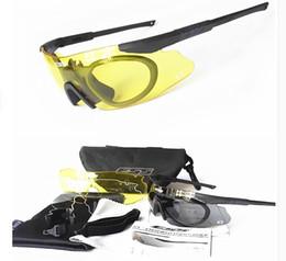 163f3021cbf4 ESS ICE 2.4 Military Goggles for Men & for Women, 3 Lenses & 5 Lenses RX  Inserts Bulletproof Army Sunglasses Ballistic Eyeshields