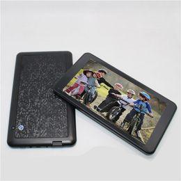 $enCountryForm.capitalKeyWord Australia - Glavey 7 inch Android 4.4 Allwinner A33 Quad core tablet pc Single camera 1GB 8GB Bluetooth wifi 1024x600 Cheap kids tablet pc