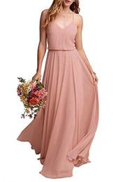 Мода Шифон Длинные Платья Невесты Шифон Рукавов Платье Невесты Сексуальные Женщины Вечерние Платья Платья
