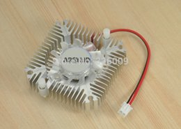 $enCountryForm.capitalKeyWord Australia - ARSYLID MA-5501A VGA card cooler video card aluminum Heatsinks Cooling Fan for 55mm mounting holes