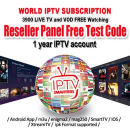 Android TV Box 4K avec abonnement IPTV 30+ pays, milliers de chaînes de télévision Abonnement IPTV France Portugal Arabe