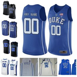 bbe9d2f112c6 Basketball 34 Yellow Jersey Canada - NCAA Duke Blue Devils 34 Wendell  Carter Jr. 30