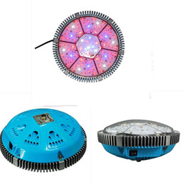 led grow lights ufo NZ - 4pcs 140W 220W Full Spectrum UFO LED Plant Grow Light R:B Indoor Hydroponic Greenhouse Plant Growth Lighting
