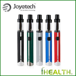 Chinese  Original Joyetech eGo AIO ECO Kit With 650mah Battery and BFHN MTL Coil Electronic Cigarette E Hookah Vape Pen ego aio Kit manufacturers