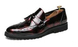 $enCountryForm.capitalKeyWord Canada - Man Dress Shoes Spring Autumn Classic Business Footwear Black Blue Casual Office Footwear Comfortable Elegant Shoes Men n1x68