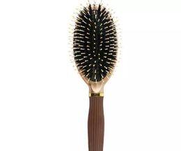 China Hair Straightener Iron Brush Ceramic 2 In 1 Hair Straightening Curling Irons Hair Curler EU US Plug free dhl suppliers