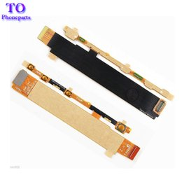 Discount replacement for xperia - For Sony Xperia M C1905 C1904 Power Button Flex Cable for Sony Xperia M C1905 C1904 Replacement Parts
