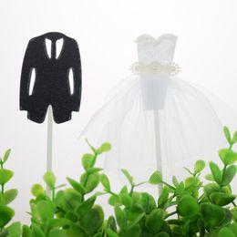 $enCountryForm.capitalKeyWord UK - 20set Mr Mrs Cake Toppers Flags Groom Bride Marry Cupcake Cake Topper Kids Birthday Wedding Cake Party Bridal Shower Baking DIY