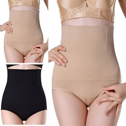 84ad50e4a62 M-XXL Plus Size High Waist Women s Slimming Control Panties Body Shaper  Butt Lift With Tummy Control Underwear Shapewear Briefs 2018 CPA1348
