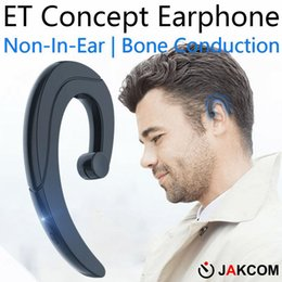 Cell phone dryer online shopping - JAKCOM ET Non In Ear Concept Earphone Hot Sale in Headphones Earphones as revolution product pet dryer room wireless