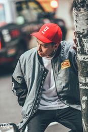 $enCountryForm.capitalKeyWord Canada - KANYE WEST Jacket MA1 Bomber Jacket Pilot Jackets Fashion Men's Baseball Uniform Jacket Hip Hop Sport Suit Parkas