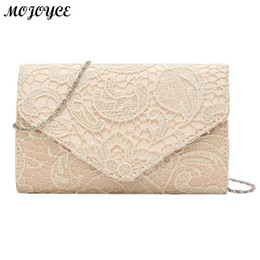$enCountryForm.capitalKeyWord Canada - Women Elegant Lace Shoulder Bag Fashion Ladies Evening Party Crossbody Bag Day Pouch Clutch Chain luxury Handbags Women Bags