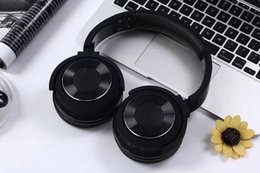 multi speakers headphones NZ - Multi Function Bluetooth Headband With Bluetooth Speaker 2 in 1 Wireless Bluetooth Speaker And Headphone TF Slot