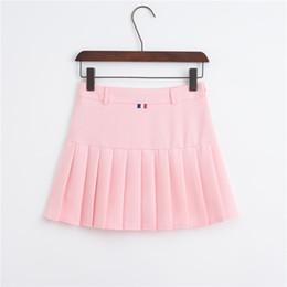 447288097e Falda de tenis de las mujeres plisado de secado rápido Correr falda  deportiva Escuela Bádminton transpirable con pantalones de seguridad Ropa  deportiva