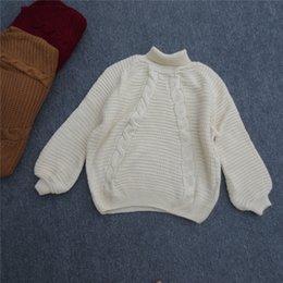 $enCountryForm.capitalKeyWord Canada - The lantern sleeve turtleneck cotton sweaters