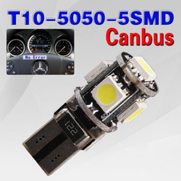 $enCountryForm.capitalKeyWord Canada - T10 Canbus White Blue Red 5smd 5050 Led Light W5w 194 168 Error Bulbs DC 12V Wedge Lamp Band Decoder Sign Trun Light