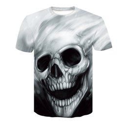 $enCountryForm.capitalKeyWord UK - short sleeve shirt funny t shirt print cry harajuku Skull fitness tshirt Men Women fashion anime Summer 3d streetwear Tops Tees