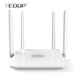 Wholesale EDUP High Power Wireless Wifi Router M AC Dual Band Long Distance Wireless Wifi G G English Version