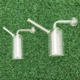 China Water Bongs UK - Universal Style Mini Hookah Filter Clear Glass Water Pipe Smoking Accessories Vessels Pyrex Glass Bong from China Factory