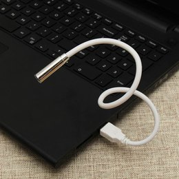 Reading flashlights online shopping - USB Portable Mini Flexible LED Reading Lamp Light Torch Flashlight For PC Notebook Laptop Computer Keyboard Night