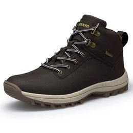 Punk shoes mens black online shopping - Men Snow Fur Boots Early Winter And Deep Winte Mens Leather Sneakers Outdoor Mountain Men Shoes Tactical Punk Boots Waterproof