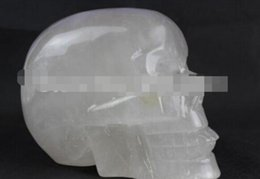 Crystal Lighting China Australia - Natural Tourmaline Quartz Crystal Skull Healing From China