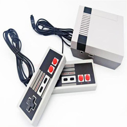 New videos online shopping - New Arrival Mini TV can store Game Console Video Handheld for NES games consoles with retail boxs dhl