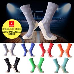 $enCountryForm.capitalKeyWord NZ - Professional Elite Basketball Socks Outdoor Cycling Running Riding Hiking Socks Towel Bottom Men Women Sports Sock Fit for 39-46 Wholesale