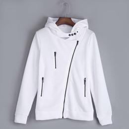 55e9653fe9c3d Slim Women Jackets Harajuku Cotton Streetwear Korean Coats Femal 2018  Autumn Winter Warm Soft White Hoodies