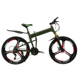 $enCountryForm.capitalKeyWord NZ - wholesale X5 Pro Mountain Bike Aluminum Alloy 21 Speed for Mens Bikes 26 Inch Disc Brake Folding Bicycle