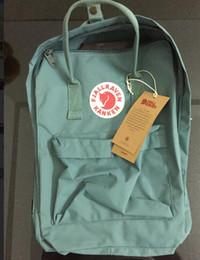 6110c56d513 Brand sweden couple backpack classic mini rucksacks unisex canvas students  shoulder Student bags handbags Schoolbag Girl boy ePacket Free