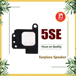 SpeakerS repair online shopping - Ear Pieces Earpiece Sound Speaker Earpieces Listening Spare Parts Fix Replace Repair Cell Phone Replacement for iphone SE