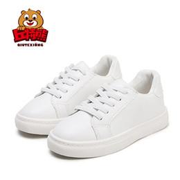 62887d1cb582 Kids School Shoes Girls Canada - Hot Fashion Children Shoes Casual PU Shoes  For Girls Trainer