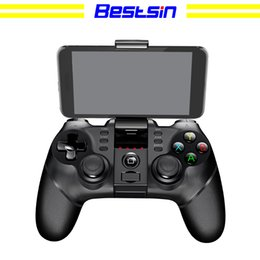 $enCountryForm.capitalKeyWord Australia - Bestsin Bluetooth Gamepad PG-9077 Hot Wireless Gaming Controller Joystick Joypad For iPhone iPad Samsung HTC Moto Android Tablet PC