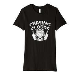 $enCountryForm.capitalKeyWord NZ - Chasing Clouds Vape T Shirt For Vaping