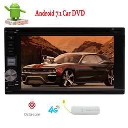 $enCountryForm.capitalKeyWord NZ - Android 7.1 Car Radio Stereo System 6.2'' Double 2din in Dash Car Video Player Car dvd Navigator Handsfree Bluetooth GPS Navigation