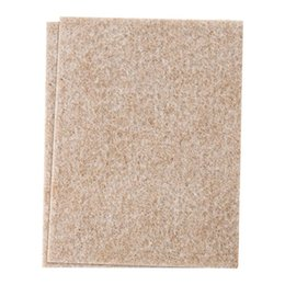 China Self-Stick Furniture Felt Sheet for Hard Surfaces to Cut into Any Shape (2 pack) Beige supplier furniture packs suppliers