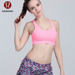 $enCountryForm.capitalKeyWord NZ - Sexy Women Yoga Bra Padded Shirts Vest Breathable Running Fitness Gym Sports Brand Seamless Fitness Underwear Ladies Tank Crop Tops